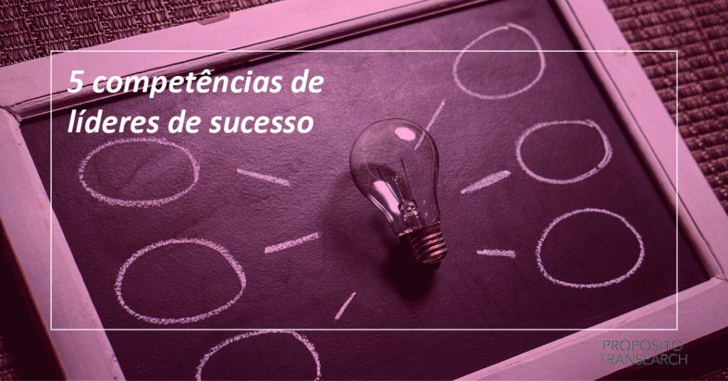 líderes de sucesso
